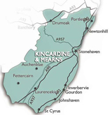 Kincardine and Mearns area